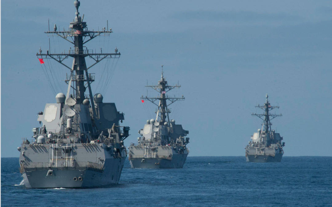 MAX-200 TVS High Current Diode Installed for System Circuit Protection Aboard Navy Destroyers